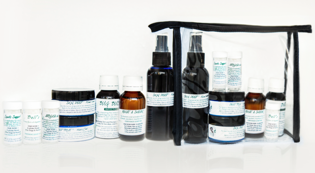 Horse Herbalist First Response Kit
